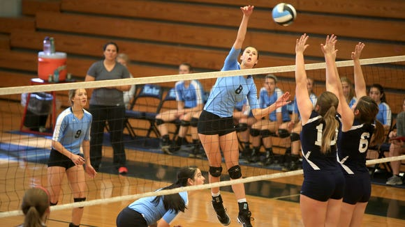 Enka is a 12-time defending champion in Mountain Athletic Conference volleyball.