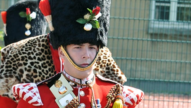 Drummer Lee Rigby was killed by two al-Qaeda-inspired extremists in May.