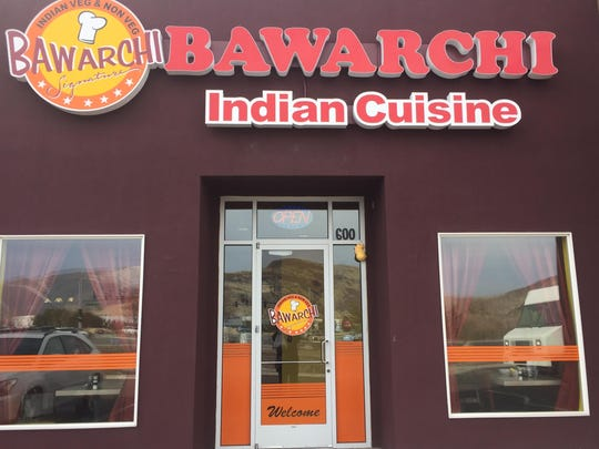 Bawarchi Indian Cuisine opened in December 2016 on Double R Boulevard in South Reno.