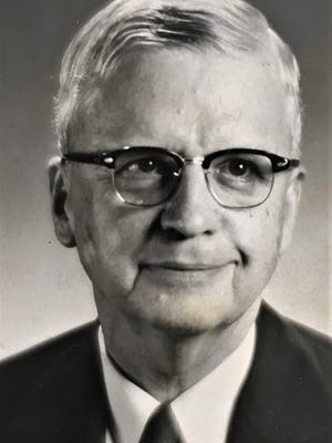 Lester Moody, the quiet city booster who brought much to Augusta. [File][