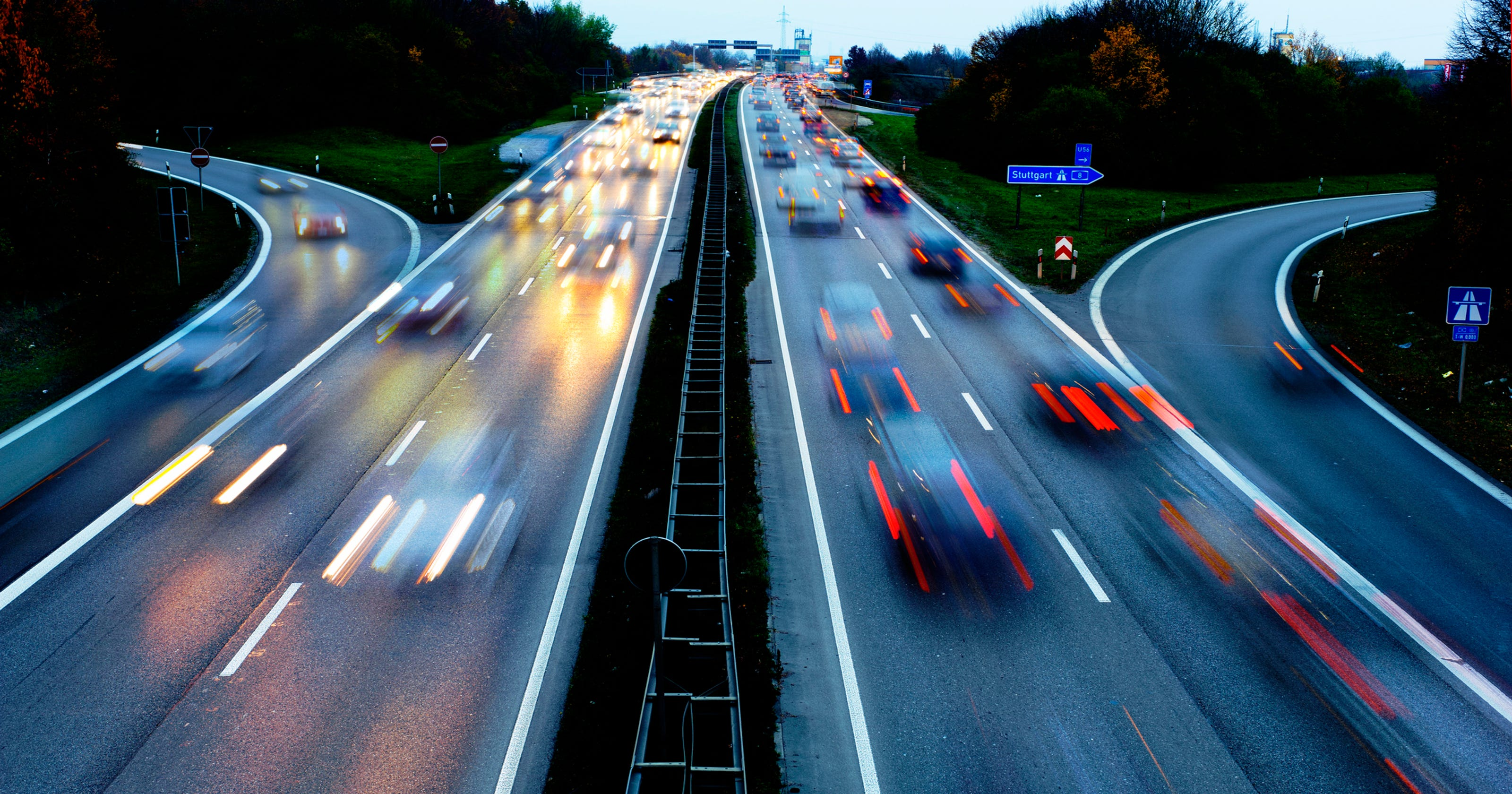 No speed limits: Lawmaker pushes for California Autobahn