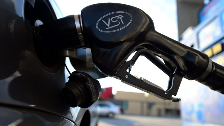 Higher gasoline prices nudged up inflation last month.