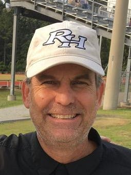 Richmond Hill High School athletic director Mickey Bayens.