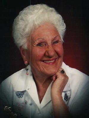 Elizabeth Ann Watland, 94