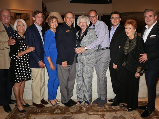 Palm Springs Opera Guild of the Desert:Allegro Members Sunset Salon