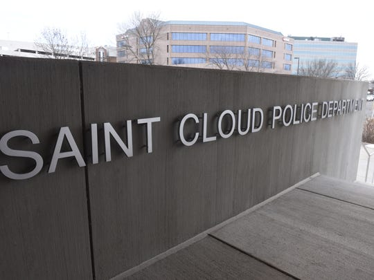 The St. Cloud Police Department is shown in March 2017.