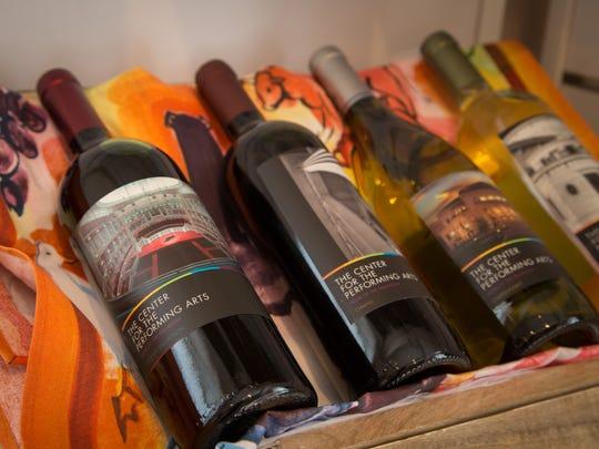Palladium Wines at the Basile Gift Shop at Carmel's