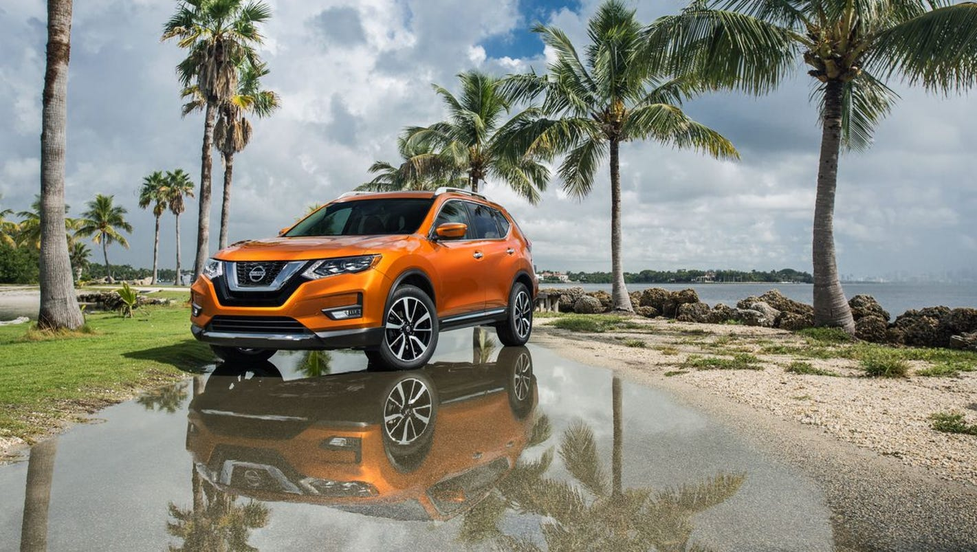 How Nissan Rogue Became The Hottest Suv In The Empire