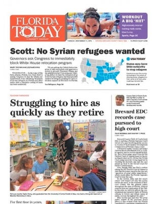 FLORIDA TODAY e-newspaper