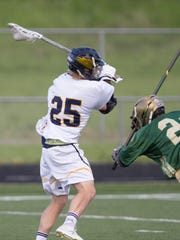 Hartland's Brandon Plemmons scored 31 goals as a freshman last season.