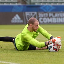 Monmouth goalkeeper selected by D.C. United