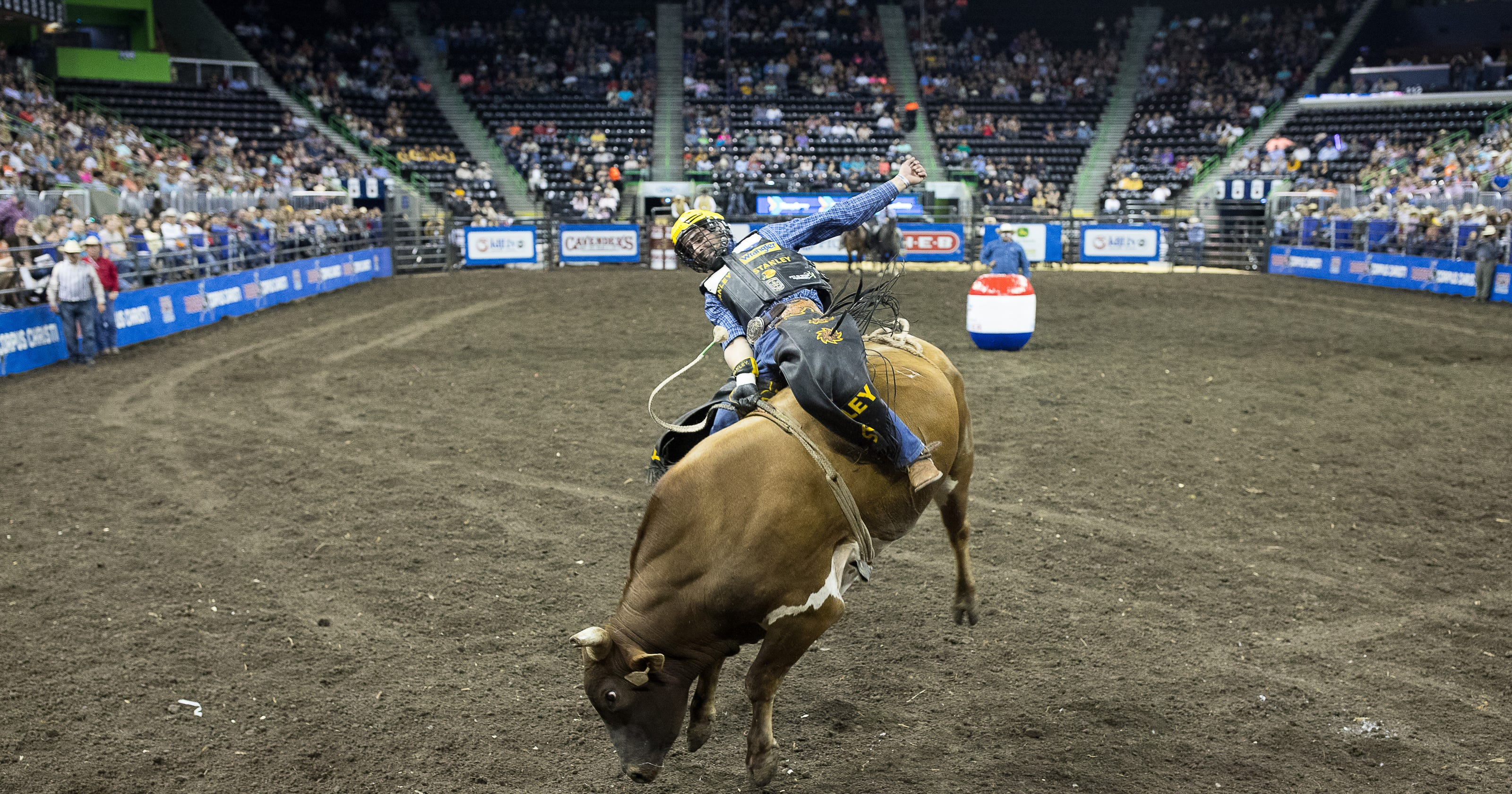 Buc Days Rodeo 2018 Standings Amp Results