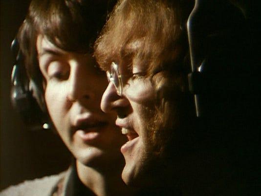 Paul McCartney, John Lennon