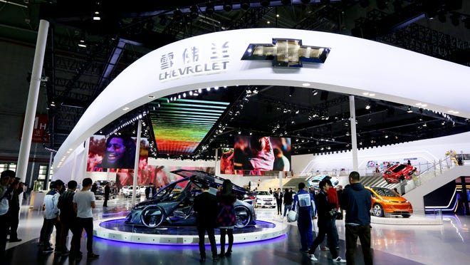 Sales in the world's largest auto market fell 3.2 percent year-over-year in June, the first decline in more than two years, as China markets began their plunge in mid-month. And although forecasters still expect more cars and trucks to be sold in 2015 than last year, most have scaled back earlier projections.