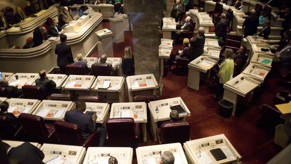 Alabama House of Representatives Anderson 2015