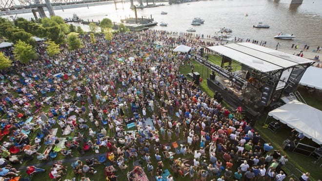 WFPK's Waterfront Wednesday holds final concert of the season this week