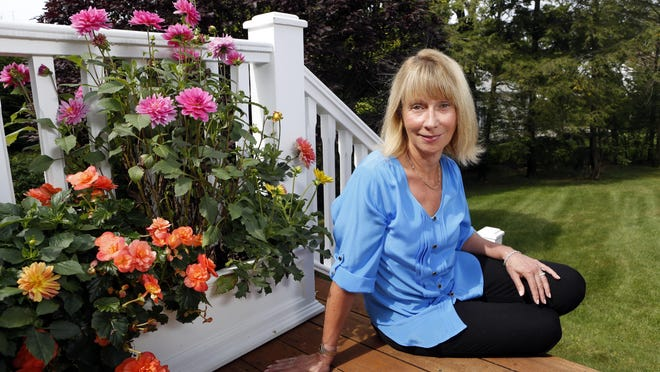 Breast cancer survivor Carri Rubinstein of Scarsdale is the founder of Thru My Eyes, a nonprofit that provides free video legacies for those with terminal illnesses.
