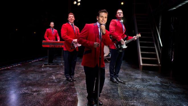"""Jersey Boys"" continues through Sunday at Thalia Mara Hall."