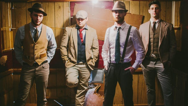 The Rayo Brothers bring their American and folk-rock sounds to Artmosphere, 902 Johston St., at 9 p.m. Friday. The Bluerunners serve as the opening band.