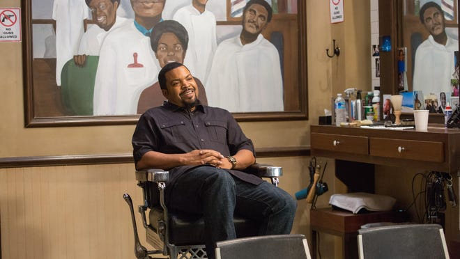 """Ice Cube in """"Barbershop: The Next Cut."""""""