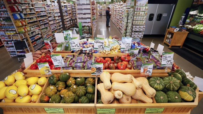 The Natural Grocers store in Clive has organic produce and natural products for national brands and local companies.