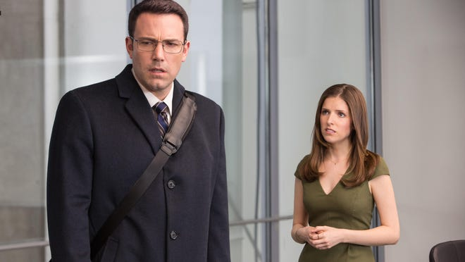 """Ben Affleck and Anna Kendrick star in """"The Accountant."""""""