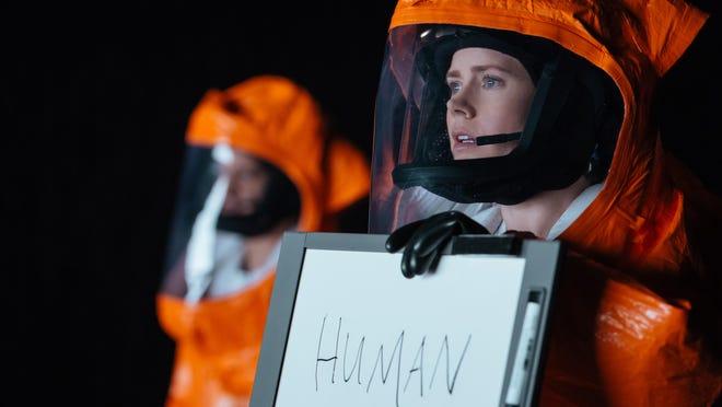 "Amy Adams stars in ""Arrival."""