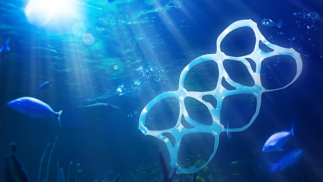 Plastic poses a significant threat to our environment. A group of CMR seniors is working to draw attention to the issue.