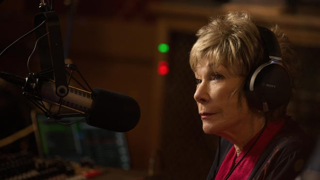 "Shirley MacLaine in ""The Last Word."""