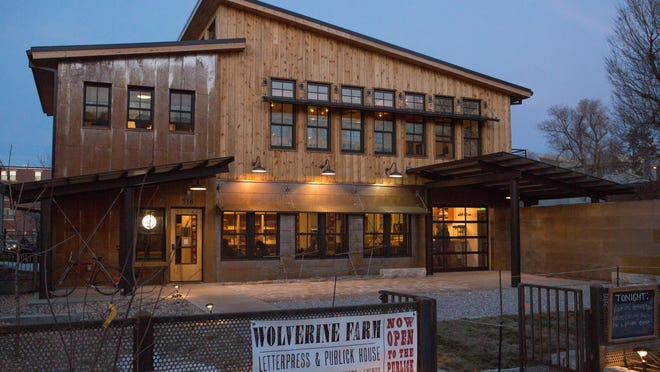 Wolverine Farm Letterpress and Publick House will be hosting a holiday market this weekend.