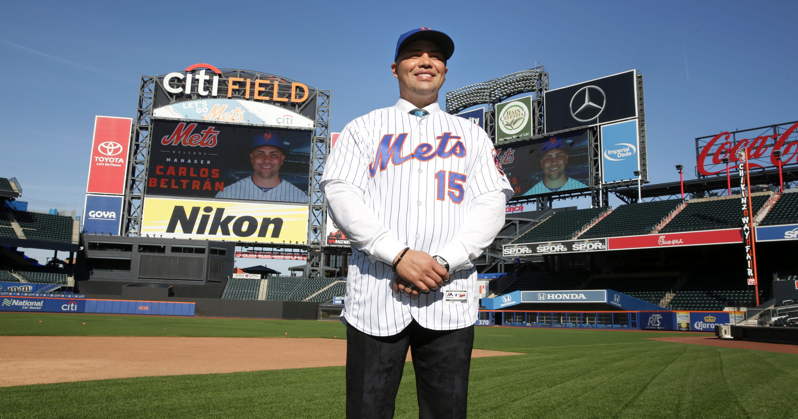 Ny Mets Hiring Carlos Beltran Is Just The Beginning For Them
