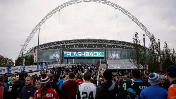 English FA cuts 82 jobs as pandemic wipes out Wembley events