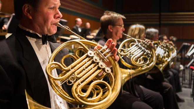 While social-distancing rules are in place, the Eugene Symphony expects to present performances that feature smaller groups within the orchestra, such as the brass and string sections.