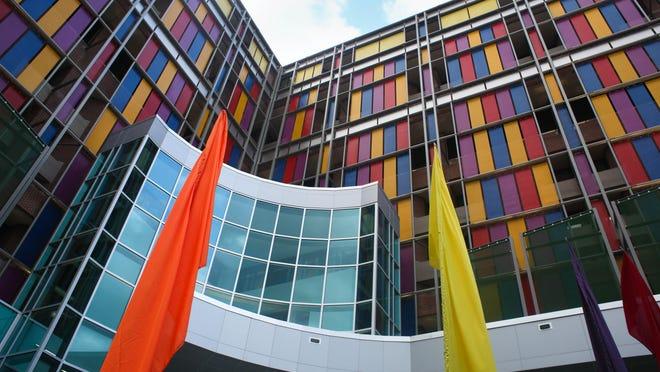 UF Health Shands Children's Hospital in Gainesville.