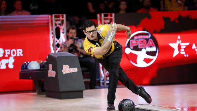 Kris Prather, the PBA Tournament of Champions champion, is one of eight PBA Tour stars competing in Saturday's PBA Strike Derby at Bowlero Jupiter. It's the first of three events the PBA plans to stage at the venue over the next two months.