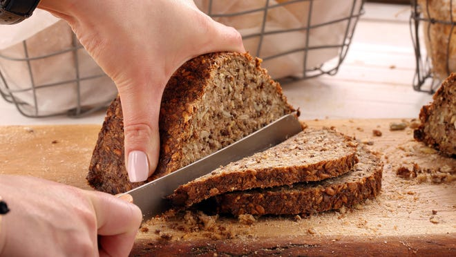 When choosing bread, consider whole grain for its health benefits.