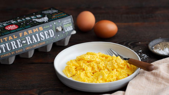 Since 2007, Austin-based Vital Farms has grown to a network of 200 family-owned farms in seven states, and its eggs are sold nationwide.