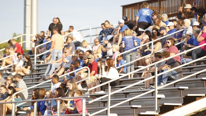 The Boonville R-I School District announced on Monday that there will be limited fans in fall extracurricular activities for the first two weeks.