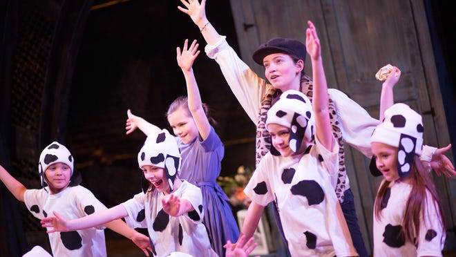 The Seacoast Repertory Theatre's Portsmouth Academy of Performing Arts Summer Camp programs will take place at Scotland Fields in York.