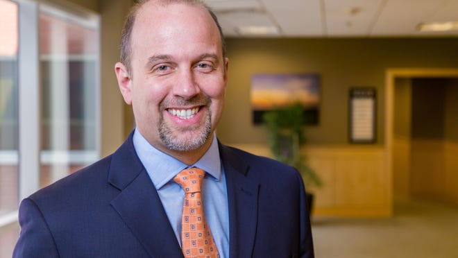Dr. Travis Harker is a family physician and Chief Medical Officer of Appledore Medical Group.