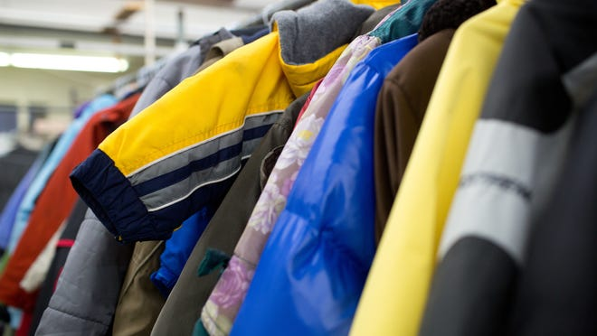 Chelmsford Storage Solutions is collecting winter coats through Jan. 10, 2021.
