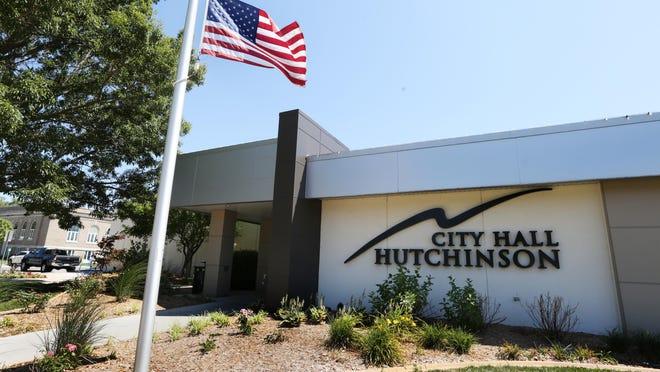 Hutchinson City Hall, 125 E. Ave B.