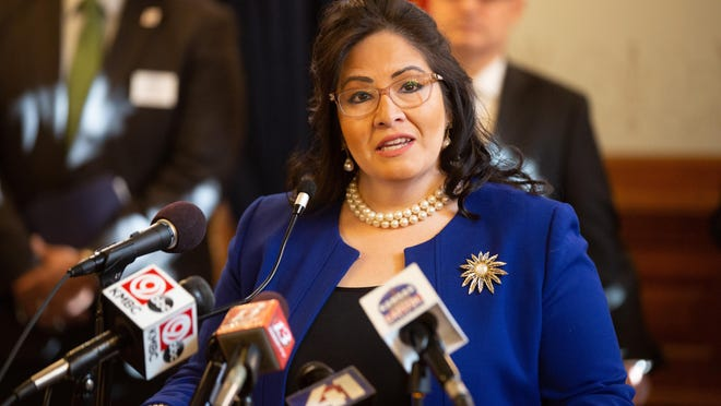 Delia Garcia has resigned from her position as Kansas Department of Labor Secretary.