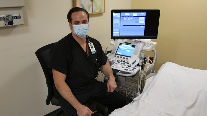 Brandon Butler is as an ultrasound technologist at Mercy Fort Smith by day, country band leader by night for almost 10 years now.