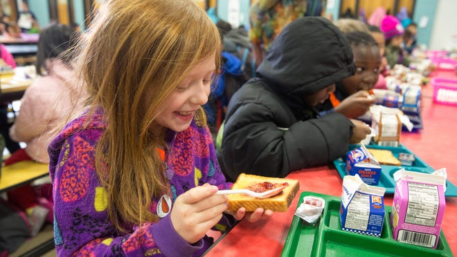 A four-bill legislative package to get more public school students enrolled in federally funded breakfast and lunch programs was released Thursday by the Assembly Appropriations Committee.