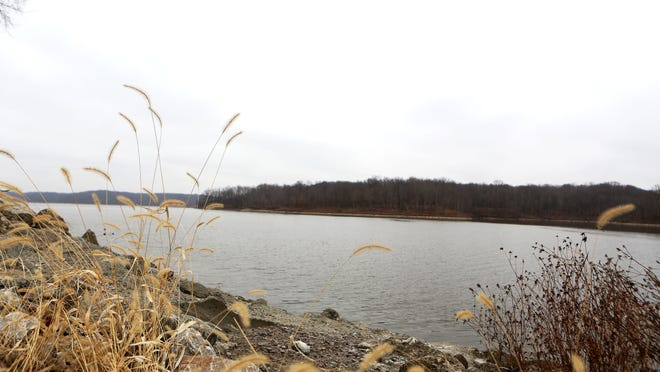 A woman's body was recovered Sunday after an apparent drowning at William H. Harsha Lake at East Fork State Park.