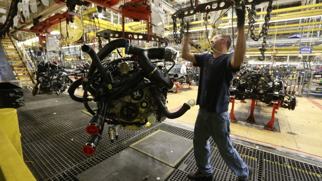 Senior assembly workers at Ford could see a $9-per-hour raise this week.