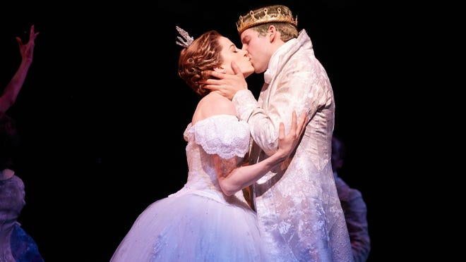 """The national tour of """"Rodgers + Hammerstein's Cinderella"""" runs August 4-9 at the Peace Center."""