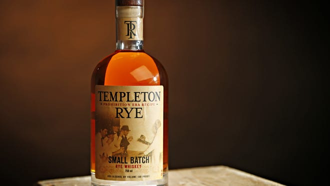 Templeton Rye company President Scott Bush and Chairman Vern Underwood said the Iowa-based company will amend the whiskey labels to clarify its origins in the Hoosier State.