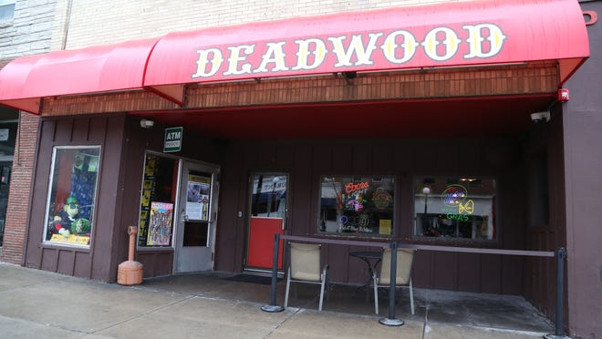 Deadwood Tavern on Dubuque Street in downtown Iowa City on Tuesday, March 3, 2015.